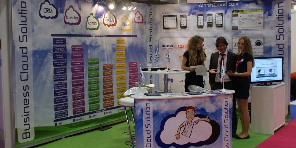 Exhibition ERP CRM Paris